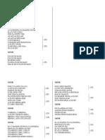 Umbanda - Pontos - Letras de Pontos de Oxum