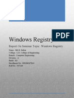 Windows Registry (2)