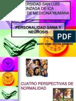 Personal Id Ad Sana y Neurosis