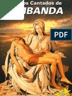 Umbanda - Pontos - Letras de Pontos de Umbanda - Livro