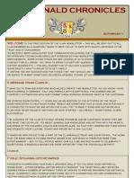 2011 Autumn Clan Newsletter