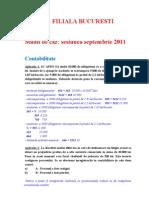 Studii Caz Stagiari Sept Em Brie 2011 Experti