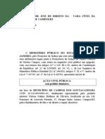 ACP dos Executivo Campos