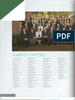 2011 BJU Board Of Trustees