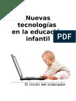 Nuevas tecnologías en la educación infantil