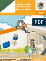 Manejo Medios Masivos - Dirección General de Planeación y Desarrollo en Salud
