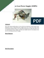 Transformer-less Power Supply