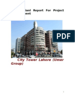 City Tower Lahore ( Assumed Project )