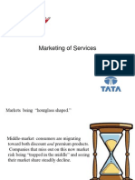Tata Sky - Marketing of Services
