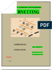 Subnet Prepare Report 2003