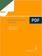 Filantropía corporativa a la mexicana