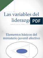 Las Variables Del Liderazgo