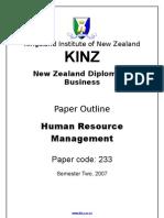 233 HRM Handbook