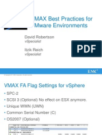Vmware Vmax Webcast BP