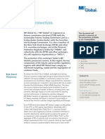 MF Global Document On Client Asset Protection
