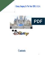 Disney Report