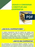 Cooperativa Aspecto Legal