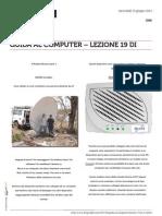 Guida al Computer - Lezione 19