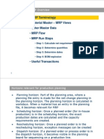 MRP Overview Scribd