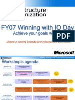 FY07 Winning With IO Partner - Module 2 - Getting Strategic With Infrastructure Optimization