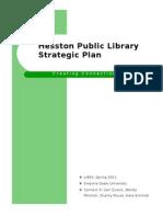 li805 strategic plan