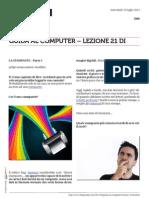 Guida al Computer - Lezione 21