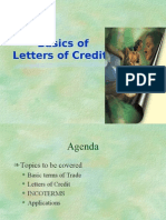 Documentary Letters of Credit