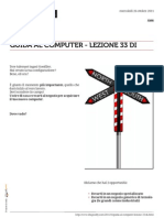 Guida al Computer - Lezione 33