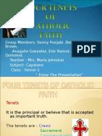 Capstone Tenets Presentation