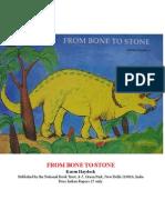 Bone to Stone