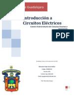 Proyectos Introduccion a Los Circuitos Electricos Ley Ohm 2011b