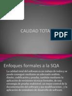 Calidad Total Del Software