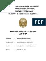 RESUMEN CASOS II