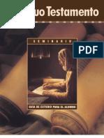 EL ANTIGUO TESTAMENTO - Manual Del Alumno Seminario