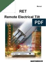 RET Installation 9362371b