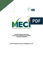 Informe Control Interno Estatuto Anticorrupcion