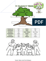 Vocabulary - The Family Tree