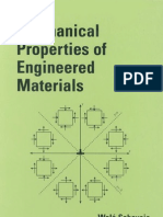 Mechanical Properties of Engineered Materials Mechanical Engineering