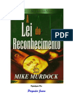 A Lei Do Reconhecimento - Mike Murdock
