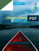 Cambio Climatico y Agua