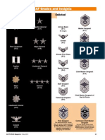 Air Force Insignia Guide (2001)