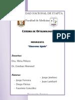Glaucoma Trabajofinal