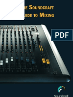 Sound Craft Guide to Mixing 1110