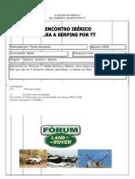 III Encontro Iberico FLR- De Coimbra a Serpins Por TT
