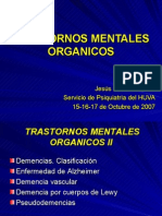 Trastornos Mentales Organicos II