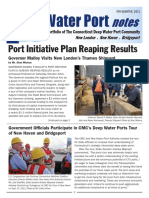 deep water  port notes 2011