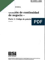 BS 25999-1_Español
