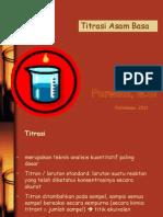 4 Titrasi asam basa