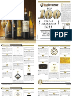 Top 100 Cellar Selections 2011