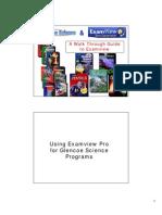 Glencoe ExamView Walk Through Guide